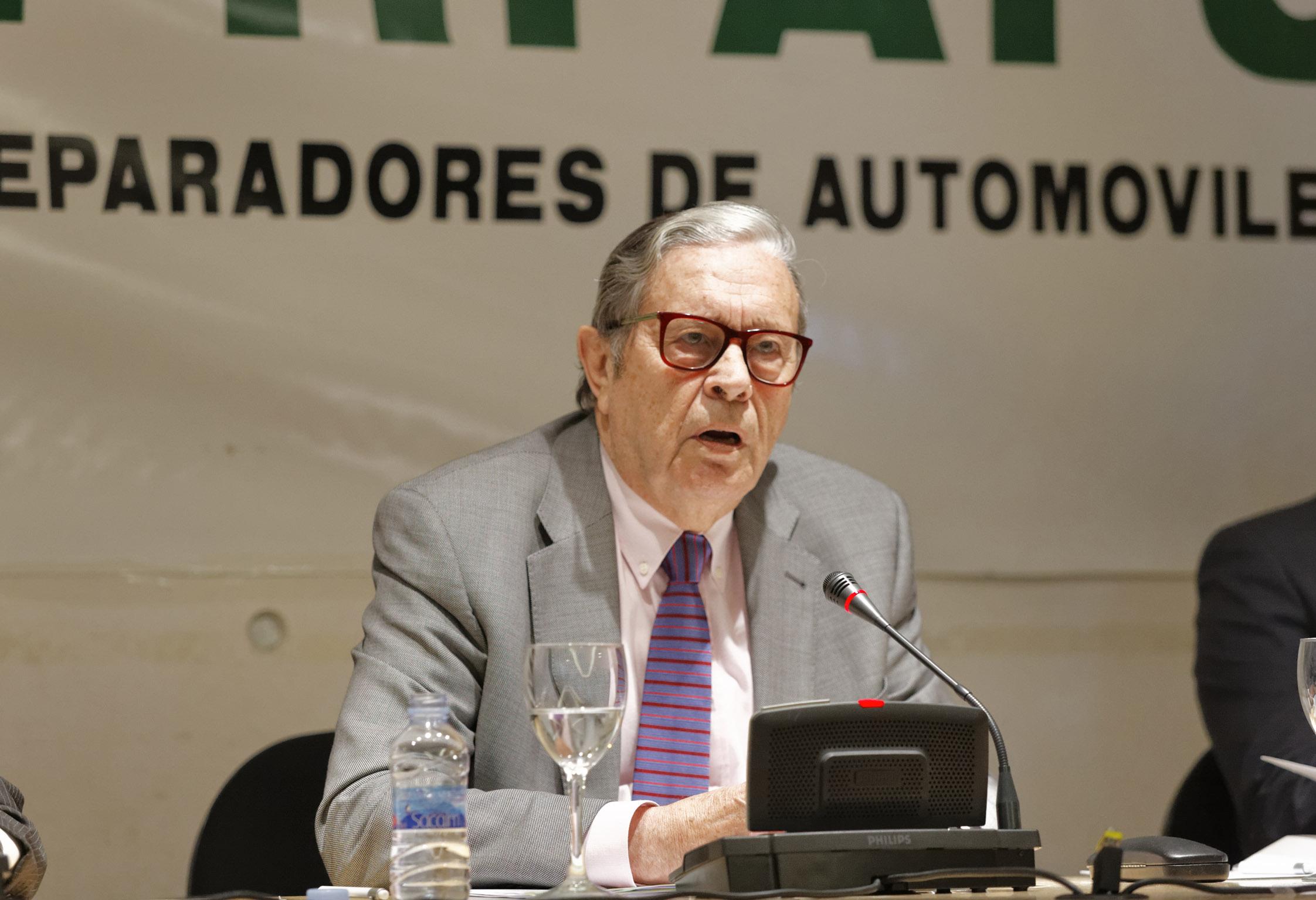 Martirián Martín, presidente de ASTRAUTO