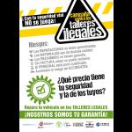 Máxima alerta en la Comunidad Valenciana por la proliferación de talleres ilegales