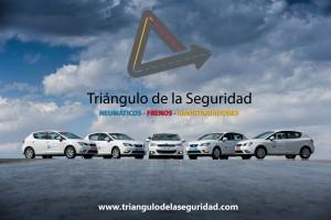 01 Triángulo de la Seguridad - Imagen oficial
