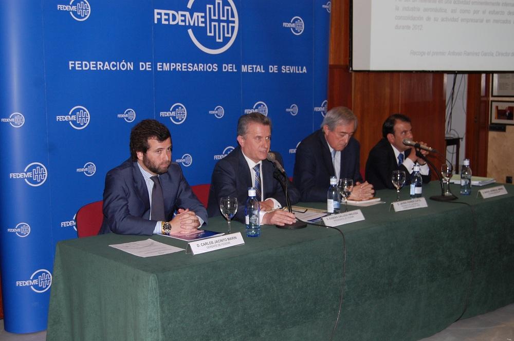FEDEME celebra su Asamblea General 2013