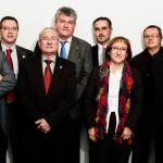 Nuevo Comité Ejecutivo de CETRAA