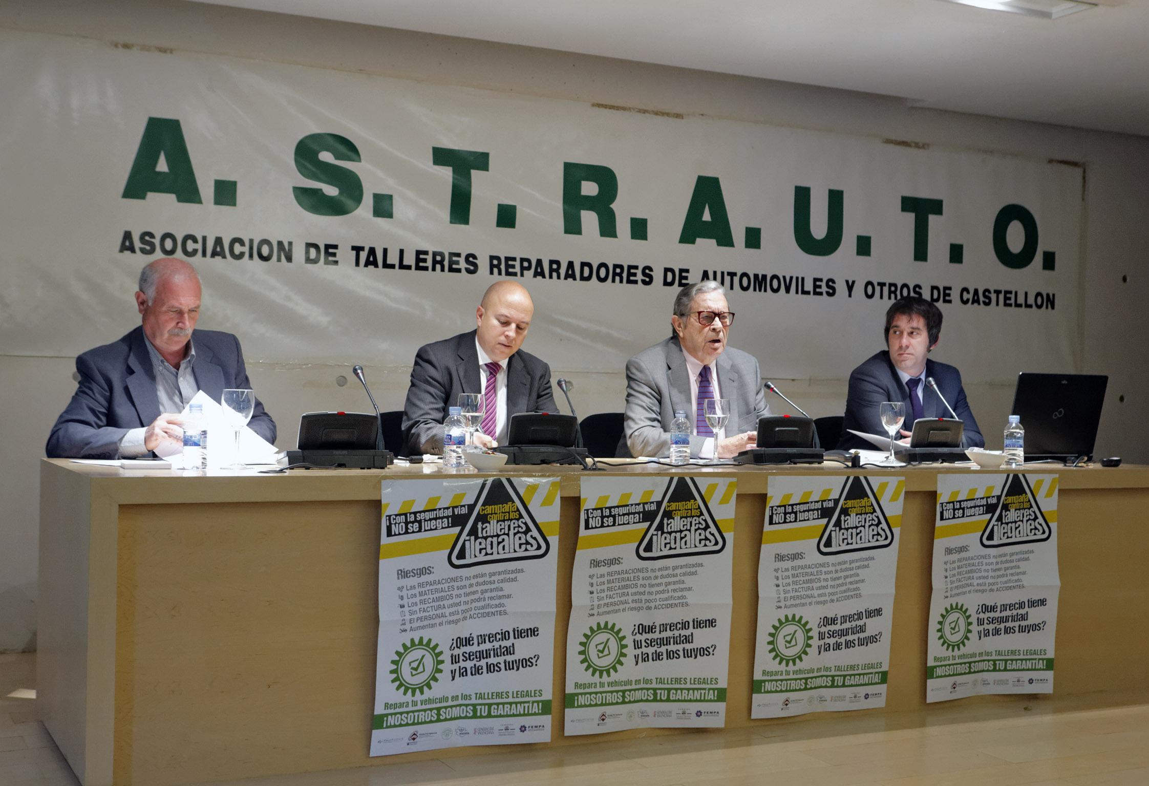 Asamblea General 2014 de Astrauto