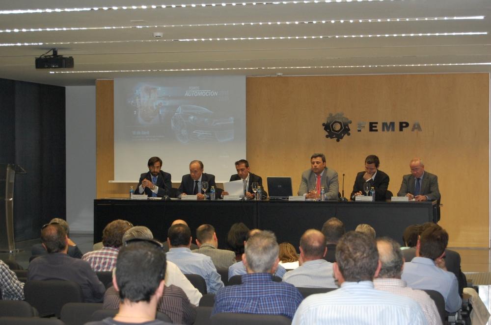 situación y perspectivas del mercado analizadas en FEMPAoción