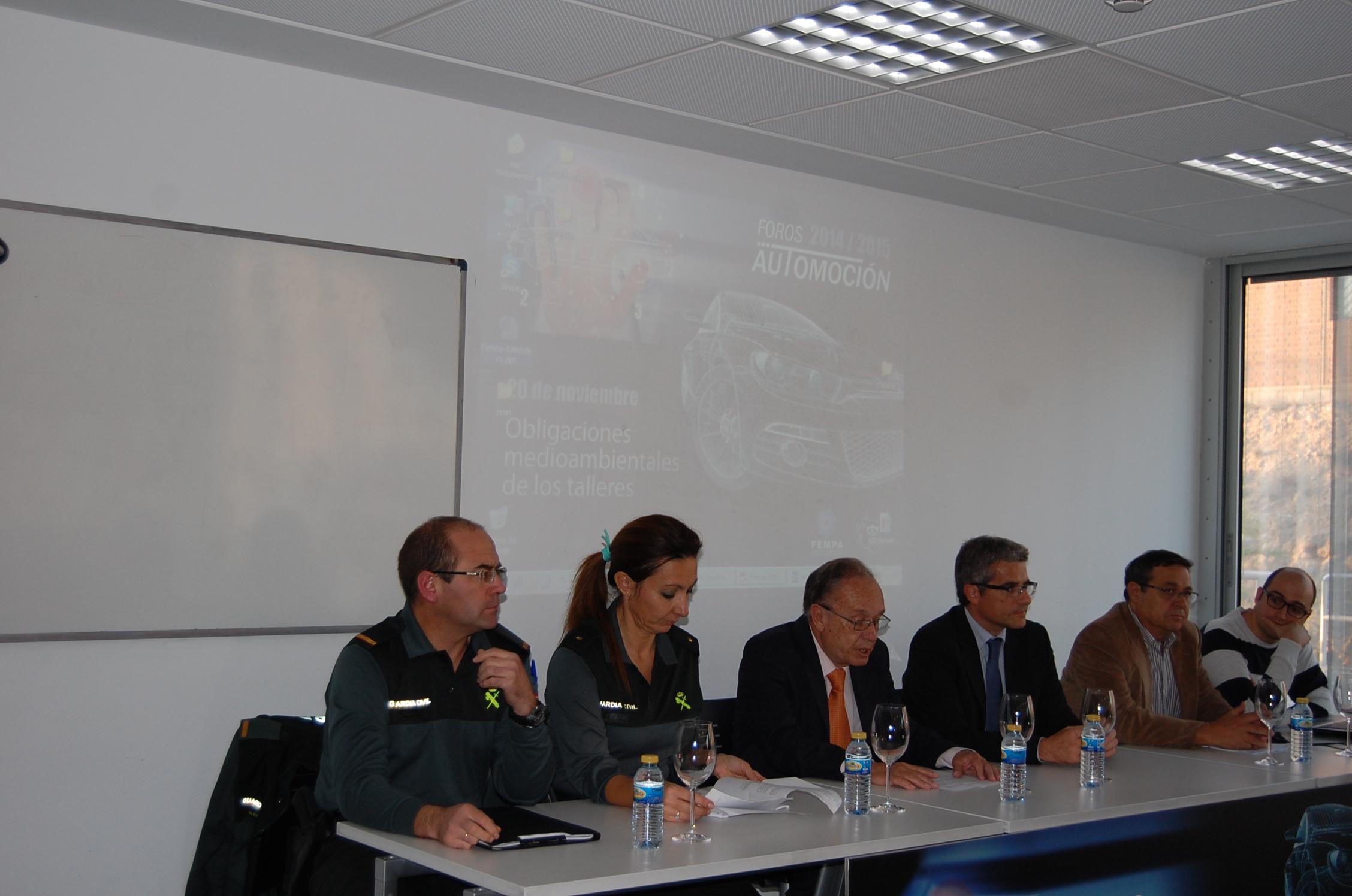 Talleres y medio ambiente, tema central del Foro de Automoción FEMPA/ATAYAPA