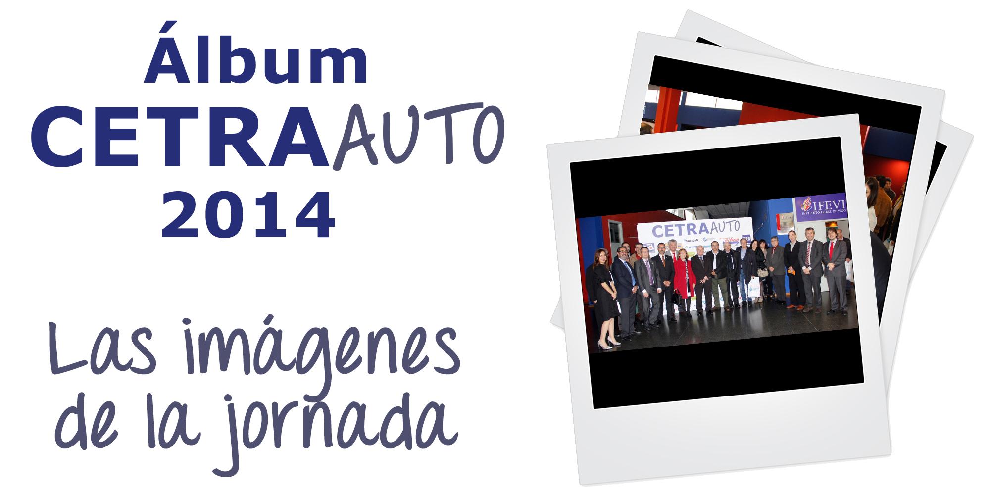 Álbum CETRAauto 2014