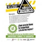 La Generalitat Valenciana cierra 350 talleres ilegales
