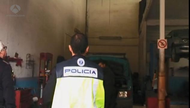 reportaje sobre talleres ilegales