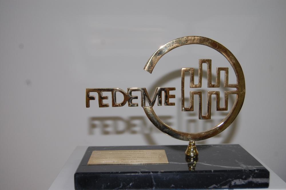FEDEME celebra sus Premios 2014