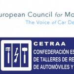 CETRAA representa a los talleres españoles en Europa
