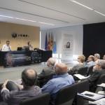 Los talleres se reúnen de nuevo con peritos en una jornada marcada por un intenso debate