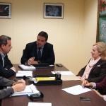 La Federación Regional de Automoción se pone a disposición de la Viceconsejería de Medio Ambiente para trabajar conjuntamente