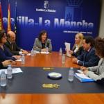 El Gobierno regional colaborará con la Federación de Empresarios de Automoción en la lucha contra el fraude en los talleres ilegales