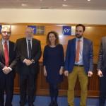 ARIAUTO suscribe sendos convenios con Sertego y Caja Rural de Navarra, para la gestión de residuos y acceso a la financiación