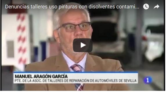 Entrevista Manuel Aragón