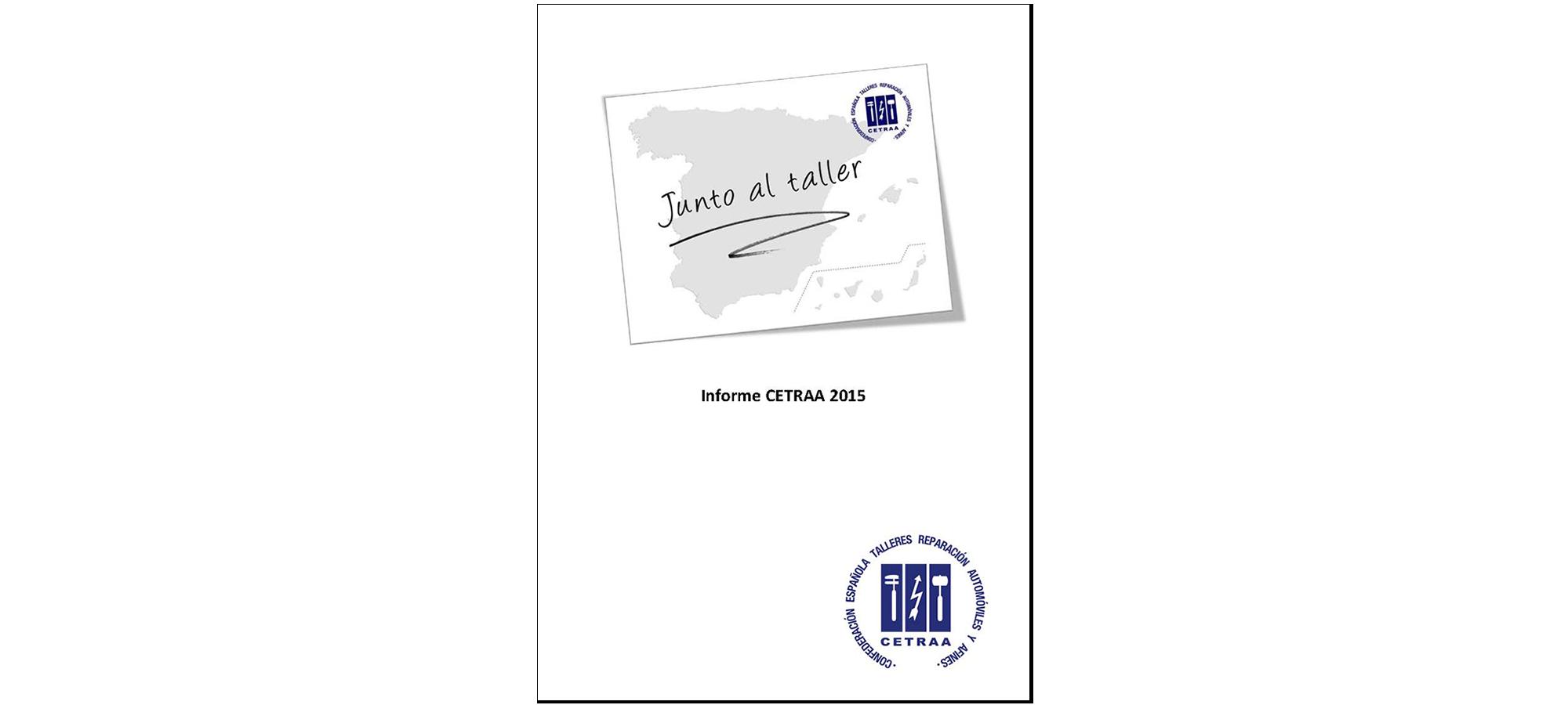 Informe CETRAA 2015