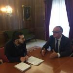 Reunión de ASPA con el Ayuntamiento de Avilés