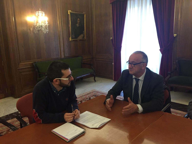 Reunión ASPA con el Ayuntamiento de Avilés