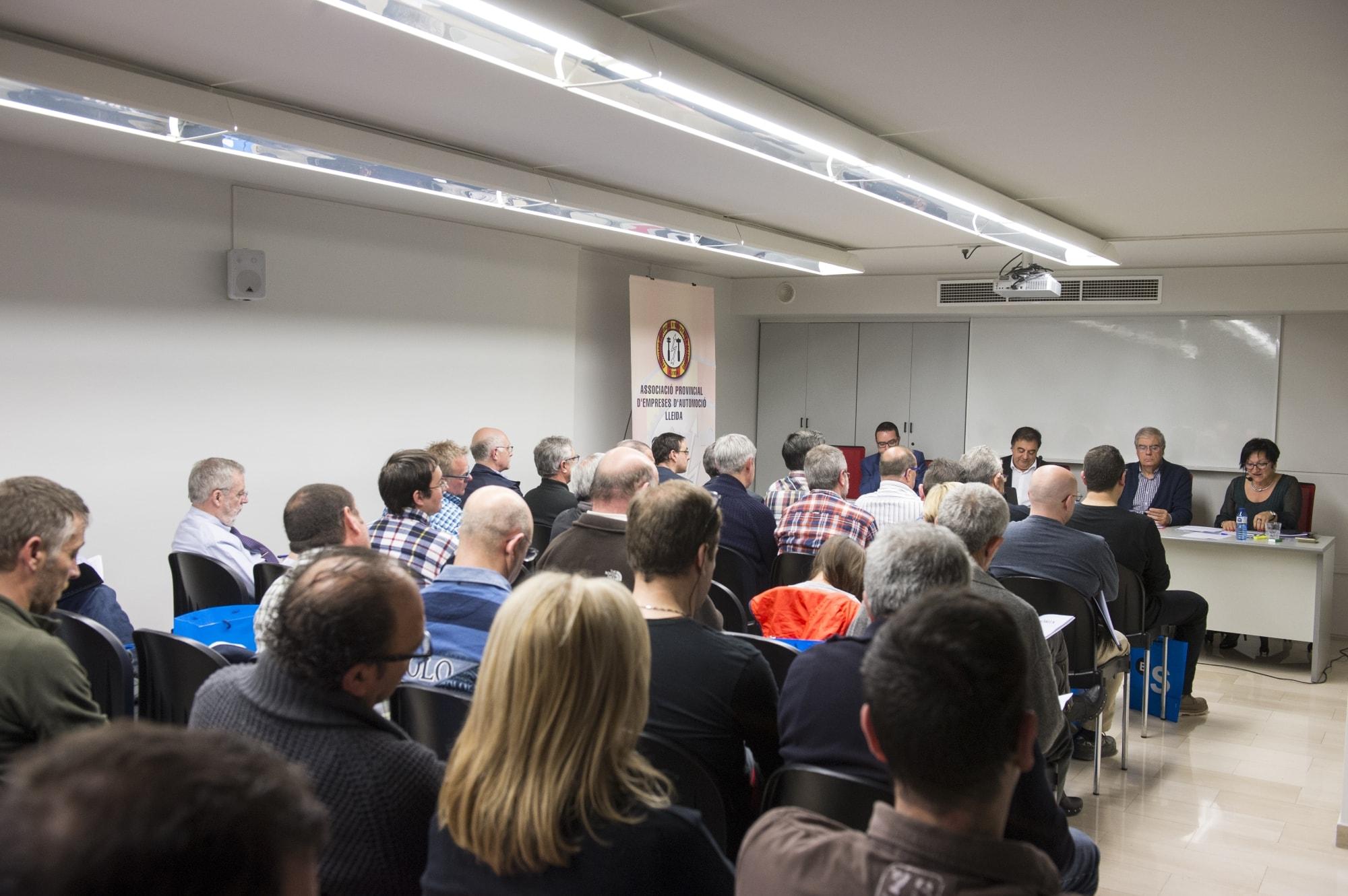 Asamblea A.P. Automoció 2016