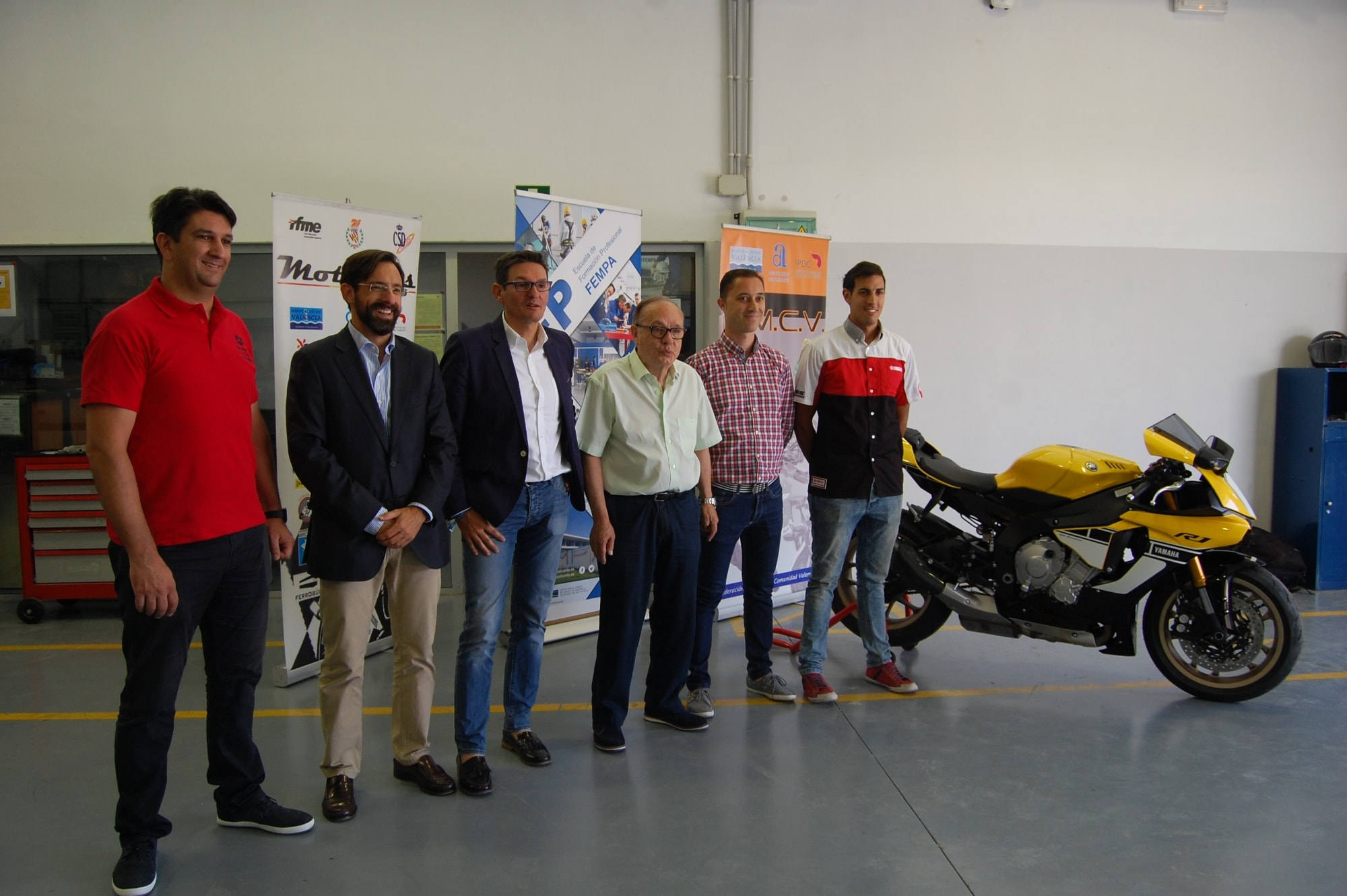 Curso de técnico en mecánica de motos