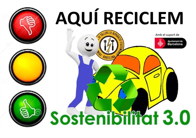 Semáforo de la gestión de residuos del GREMI