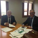 Las empresas de ARIAUTO se acogerán a una financiación preferente de Caja Rural de Navarra