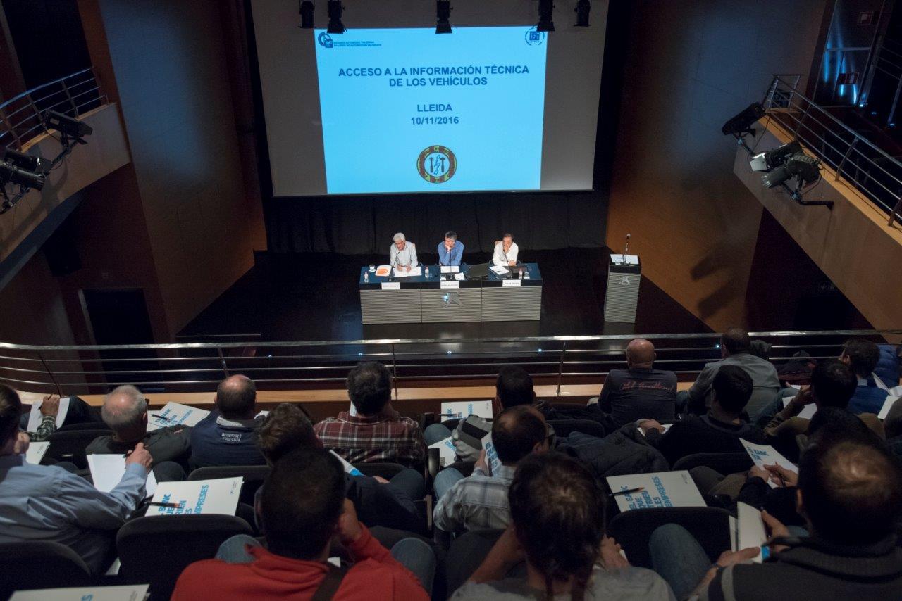 A.P. Automoció celebra una Jornada Técnica