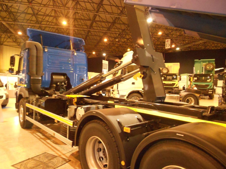Tramitación reformas vehículos industriales