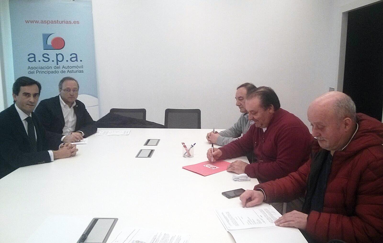 Revisión salarial para el convenio asturiano