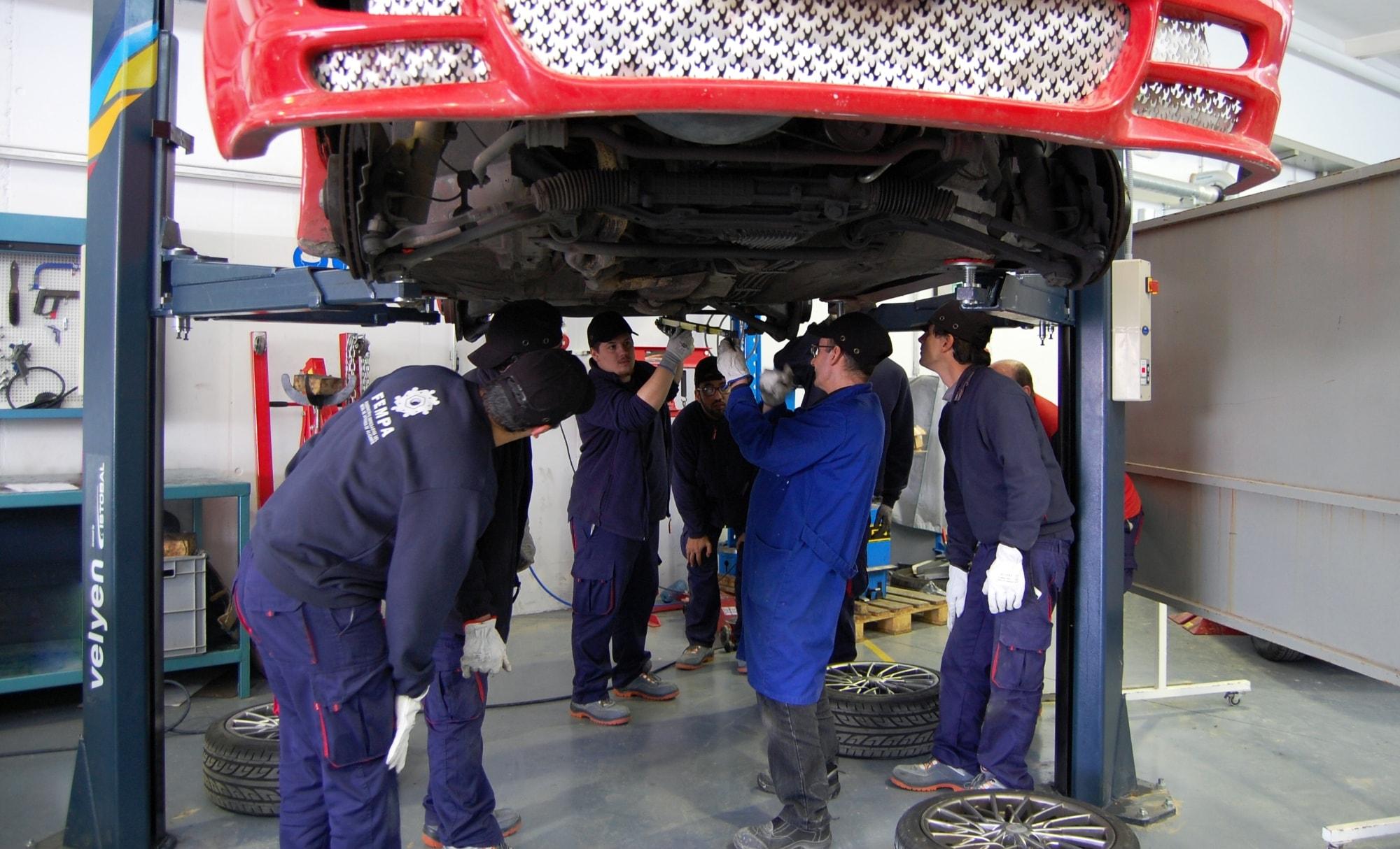 La Policía Autonómica identifica 521 talleres ilegales en la provincia de Alicante