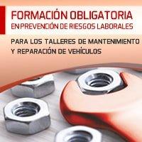 Formación obligatoria en Prevención de Riesgos Laborales