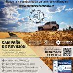 Campaña anual de revisiones y seguridad vial 2017