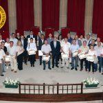El Gremi rinde homenaje a los talleres que cumplen 25 y 50 años como asociados