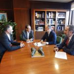 CETRAA traslada al presidente de la FEMP algunas problemáticas del sector de la reparación