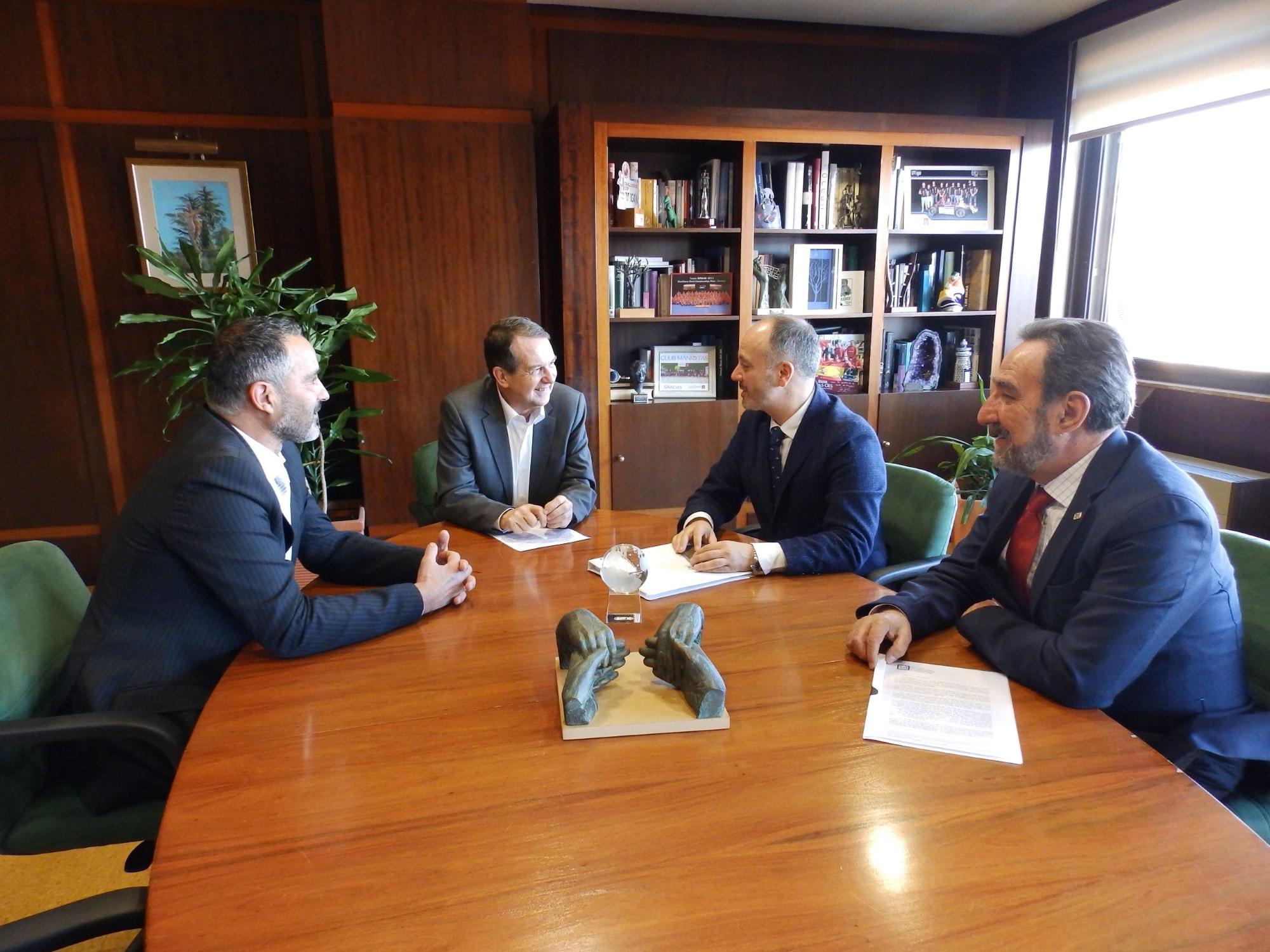 CETRAA se reúne con el presidente de la FEMP