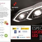 Campaña informativa Luces LED