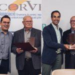 CORVE celebra su Encuentro Anual con la entrega del galardón Narcís Casas i Masgrau