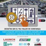 Especialización y colaboración entre los talleres para un servicio integral al usuario con las nuevas tecnologías de los vehículos