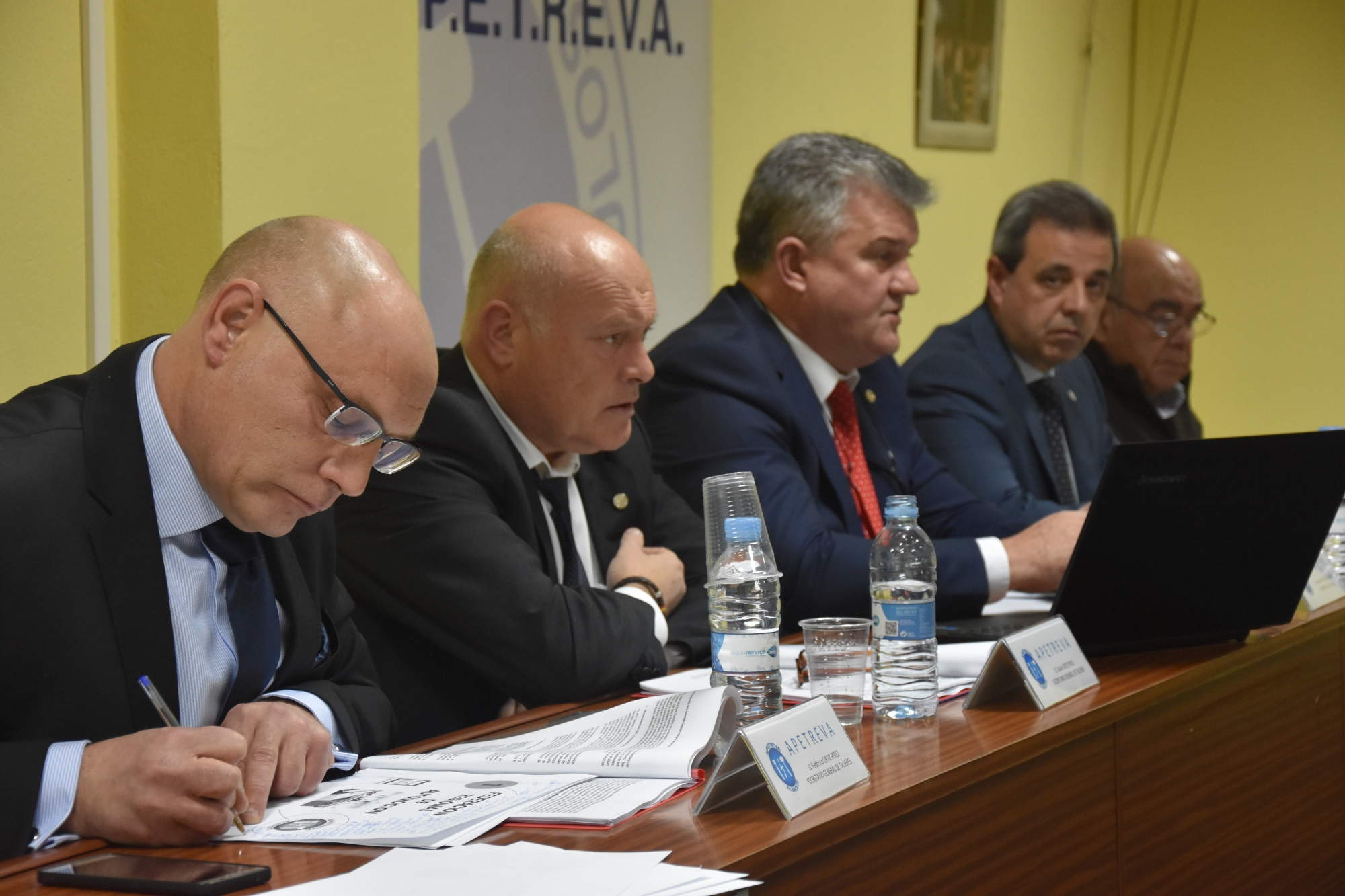 APETREVA celebra su Asamblea General 2018