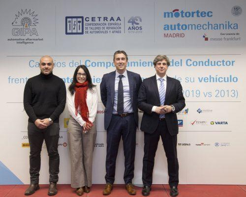 Estudios CETRAA y Motortec