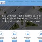 Instrumentos Tecnológicos para la mejora de la seguridad vial en los trabajadores del sector del automóvil