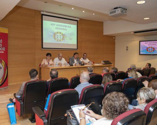 Asamblea General y Jornada Laboral