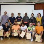 CORVE instaura la distinción a los mejores alumnos de los Ciclos Formativos de Electromecánica de Vehículos