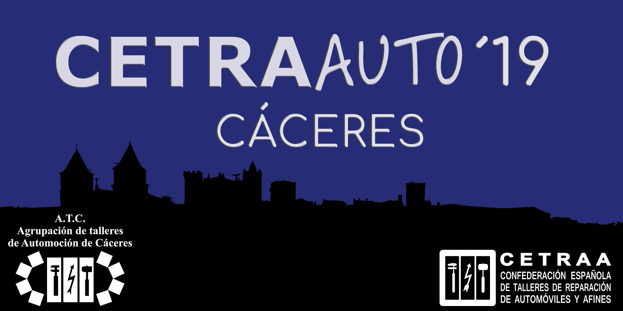 CETRAAuto 2019 Cáceres