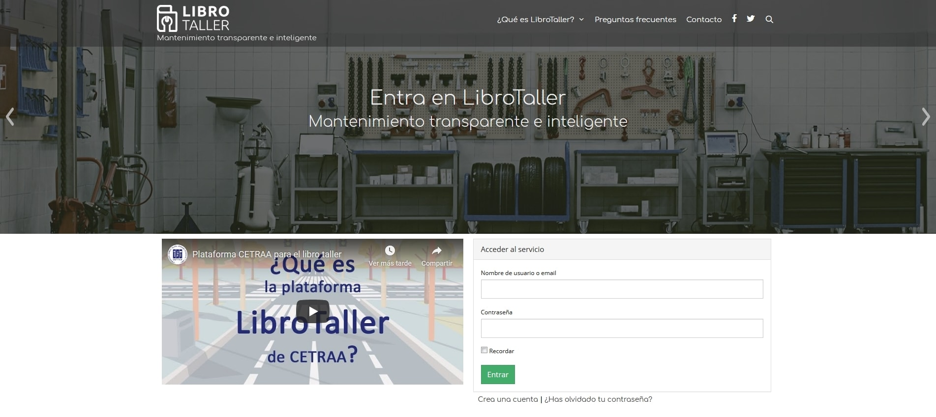 Historial ITV en LibroTaller.com