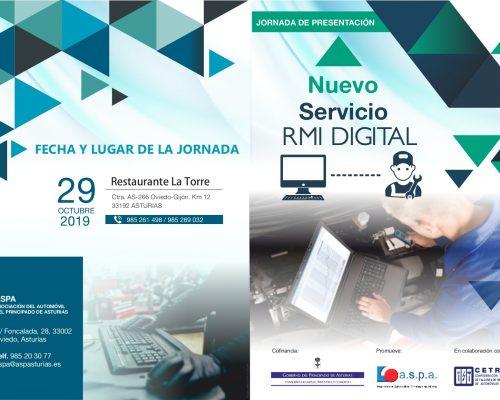 Jornada Nuevo Servicio RMI Digital