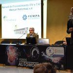 FEMPA explica a los talleres las novedades del Manual de ITV y de Reformas de Importancia