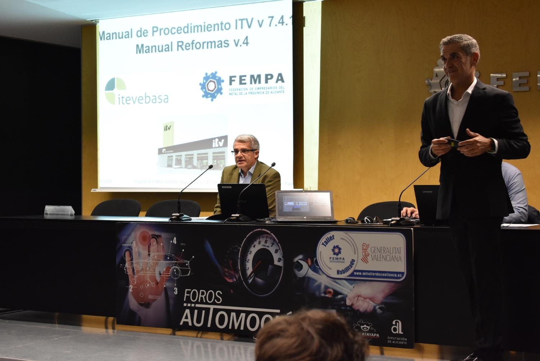 FEMPA - Jornada Manual ITV y reformas