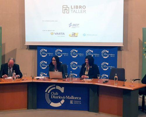 ABERAN - Jornada presentación LibroTaller.com