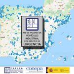 Ya está activo el mapa de talleres de Vehículo Industrial elaborado por CETRAA, CONEPA y el MITMA
