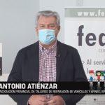 Antonio Atiénzar, presidente dee APETREVA